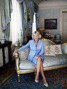 HRH Duchess of Cornwall © Mario Testino