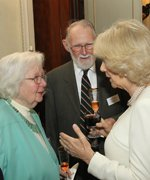 HRH The Duchess of Cornwall meets WMT Regional Volunteers © Paul Burns Photography Ltd, 2014