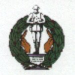 Friends of War Memorials Logo, 1997 - 2004