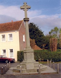 Waldron cross © Waldron Parish Council, 2005