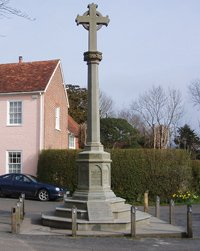 Waldron cross © WMT, 2009