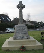 Swaffham Bulbeck war memorial © Swaffham Bulbeck Parish Council, 2011