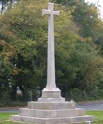 Waltham St Lawrence war memorial after work © Waltham St Lawrence Parish Council, 2008