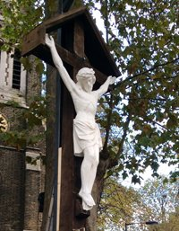 Isle of Dogs war memorial © Christ Church 2015
