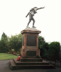 Bridgnorth war memorial © WMT 2000